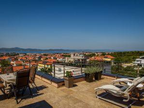Ferienwohnung 4 in der Villa Vesna