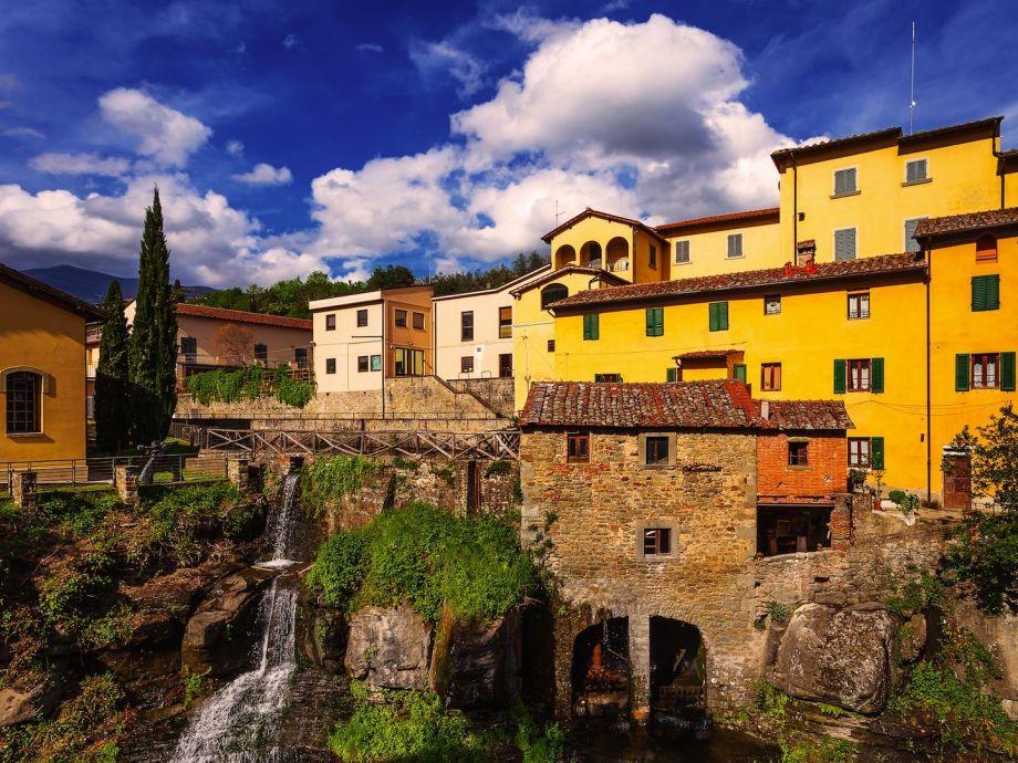 Außenaufnahme Romantic Private Cottage in Tuscany