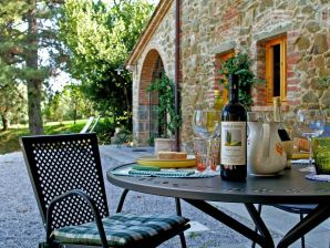 Ferienwohnung Tuscany with View and Heart