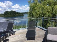 Ferienwohnung Residenz am Trammer See, Wohnung Seeblick