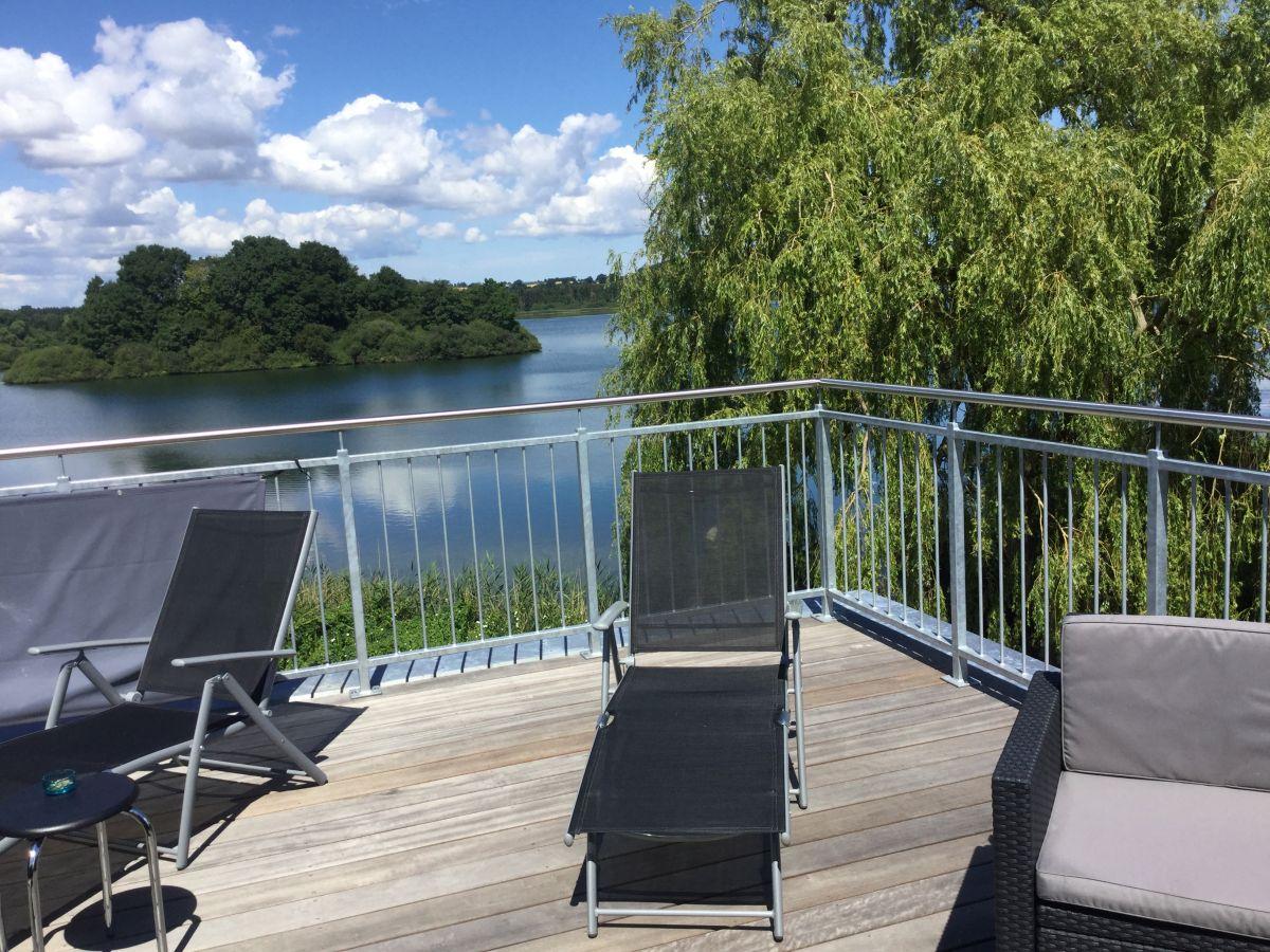 Ferienwohnung Residenz Am Trammer See Wohnung Seeblick Plön Firma