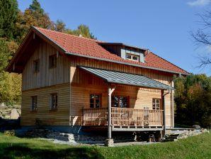 Ferienhaus Bayerischer Wald mit Sauna