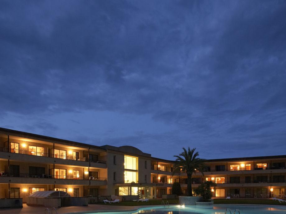 Ferienwohnung apartment golf beach 4 personen pals costa for Appart hotel 45