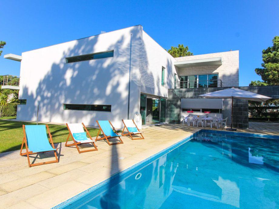 Villa 70 mit Pool