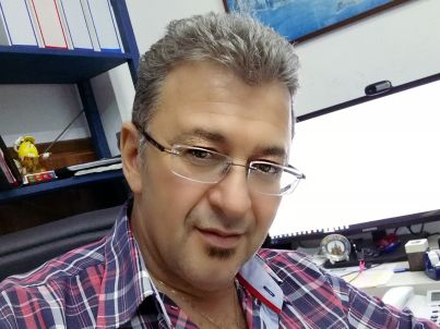 Your host Adonis Papadakis