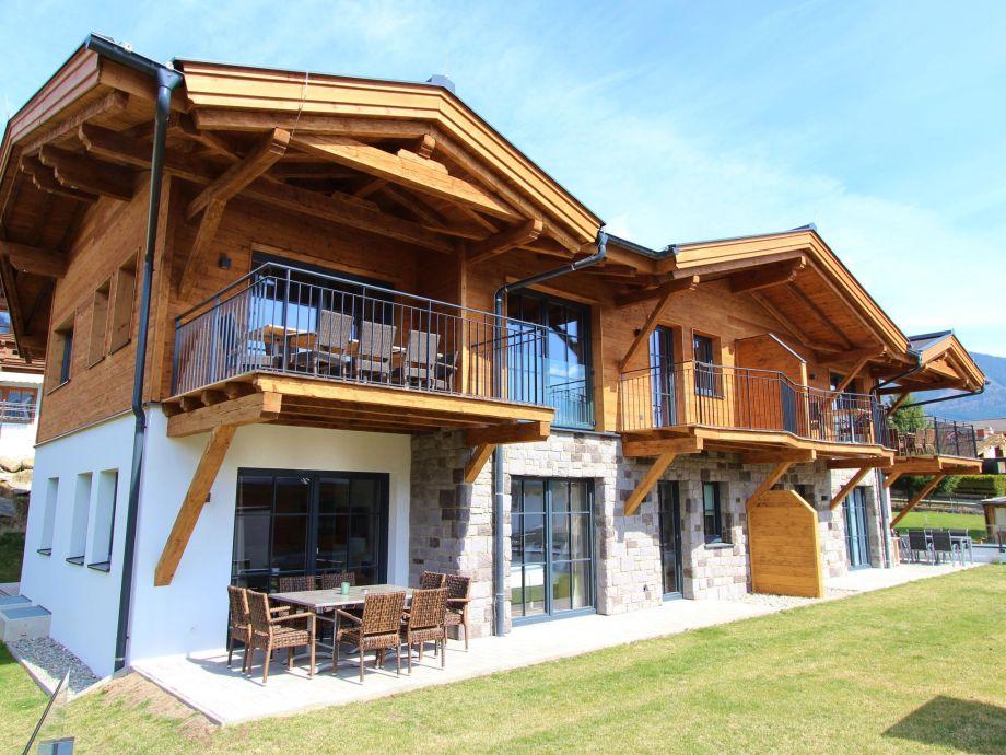 Außenaufnahme Luxury Tauern Suite Walchen/Kaprun 7