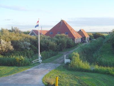 at the farm De Hoenderhave (sleeps 8)