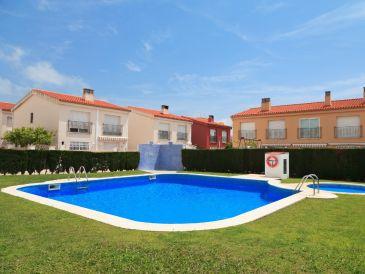 Holiday house Casa L'Escala M306-124