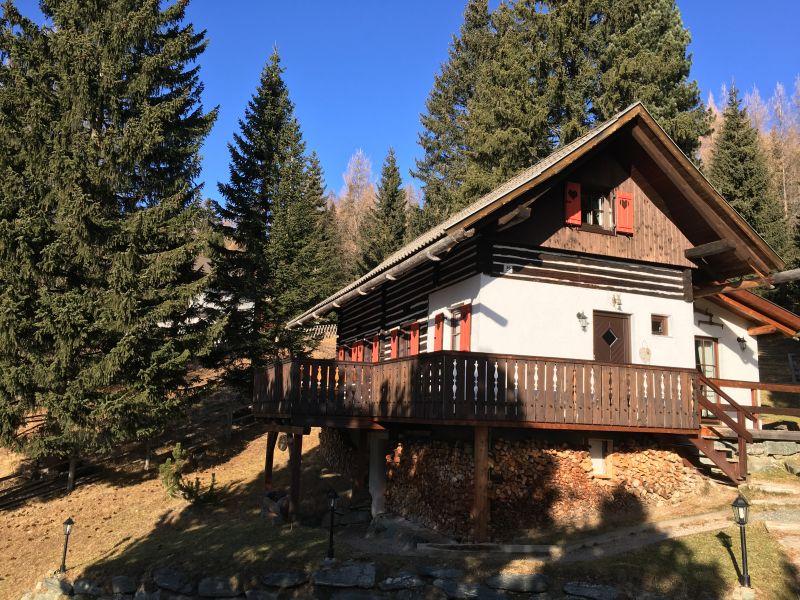 Berghütte Sechszirbenhütte