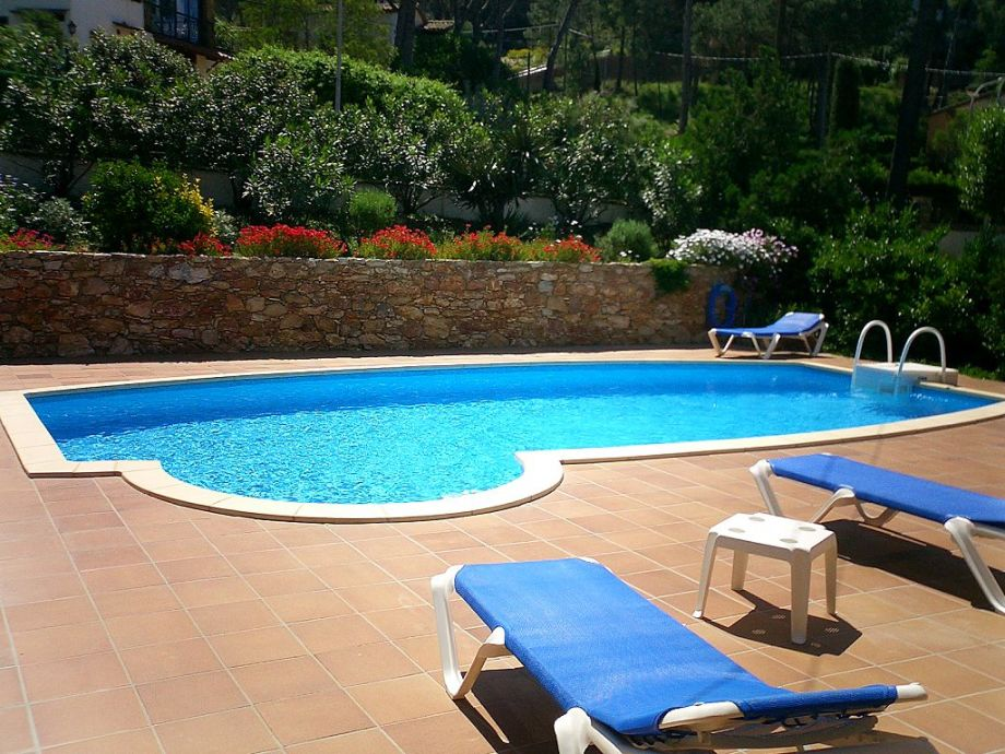 Holiday home with private swimming pool