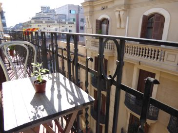 Holiday apartment Gracia 4-2