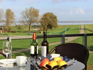 Ferienwohnung Penthouse Seepanorama 3/9 - Nordsee Park Dangast
