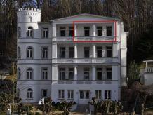 Ferienwohnung Bernstein  Villa Odin