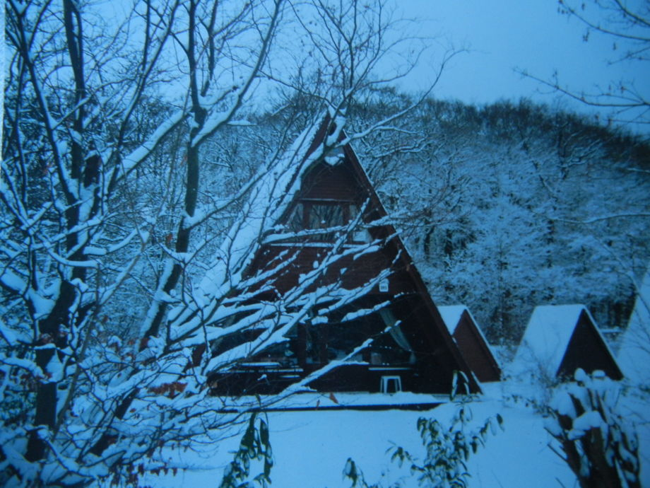 Winter im Ostseebad Damp