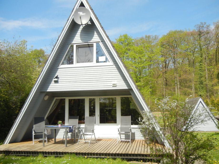 Komfortables Ferienhaus ruhige Lage am Erholungswald