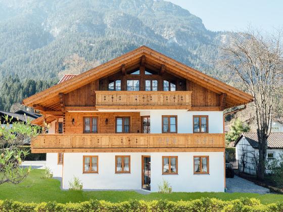 Haus am Kramer Ferienwohnung Kramer Zugspitzland