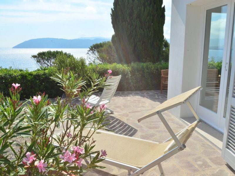 Villa La Caletta  | Ferienhaus 100 m Meernähe