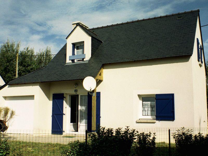 Ferienhaus Am Golfe de Morbihan in St. Gildas (Bretagne)