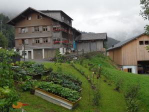 Ferienwohnung Gamsblick auf dem Bauernhof Farnach