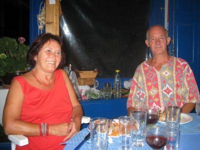 Ihr Gastgeber Franz und Judith Röhrig
