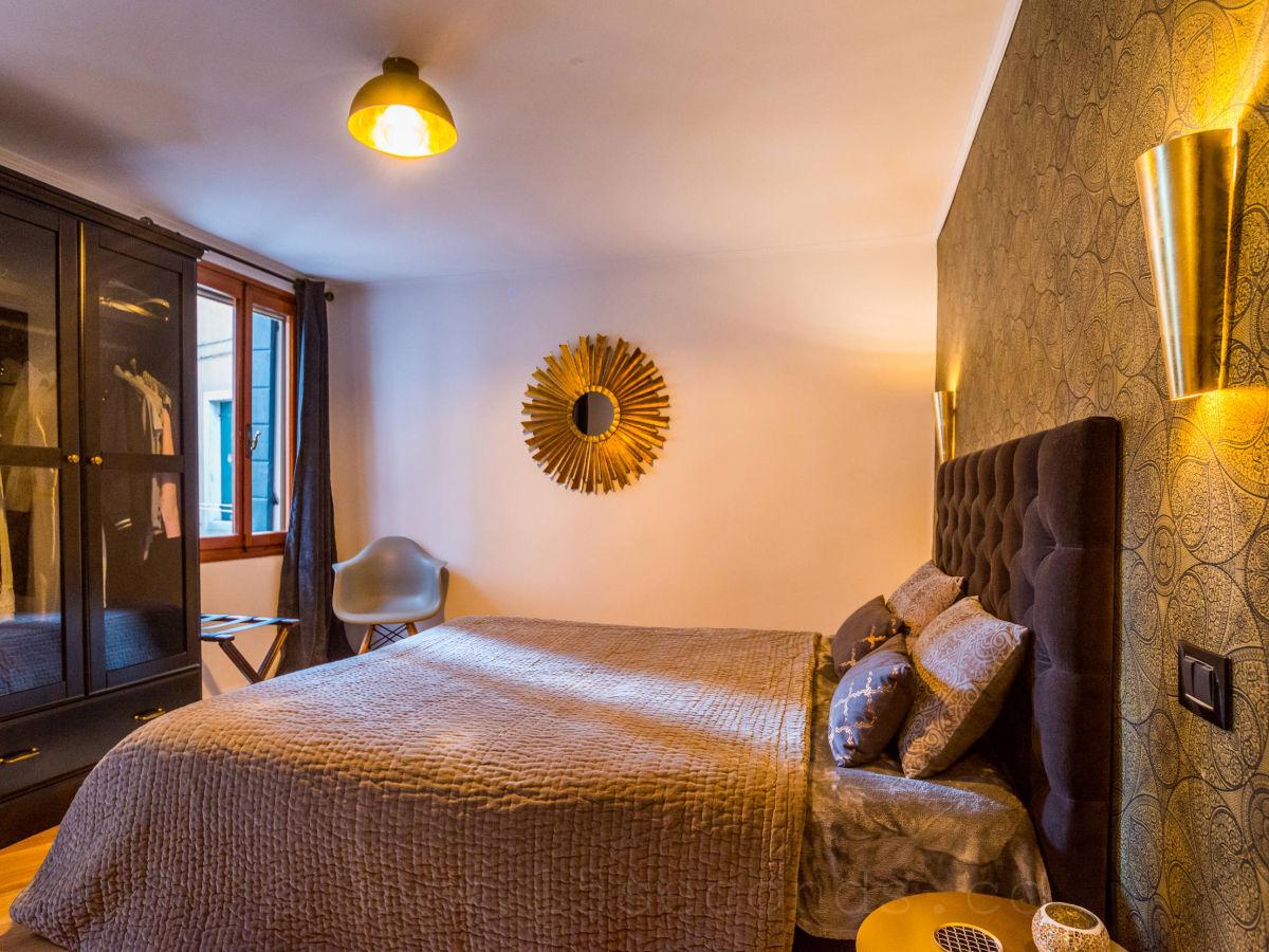 Ferienwohnung ca 39 leochi venedig frau veronica - Schlafzimmer orient ...