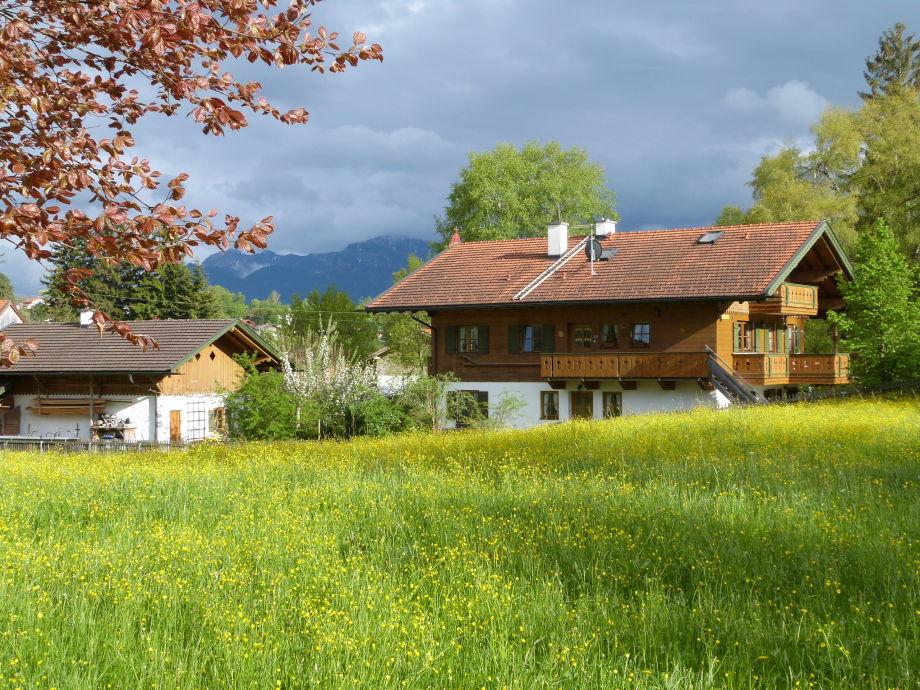 Landhaus Staffelsee in Seehausen / Oberbayern