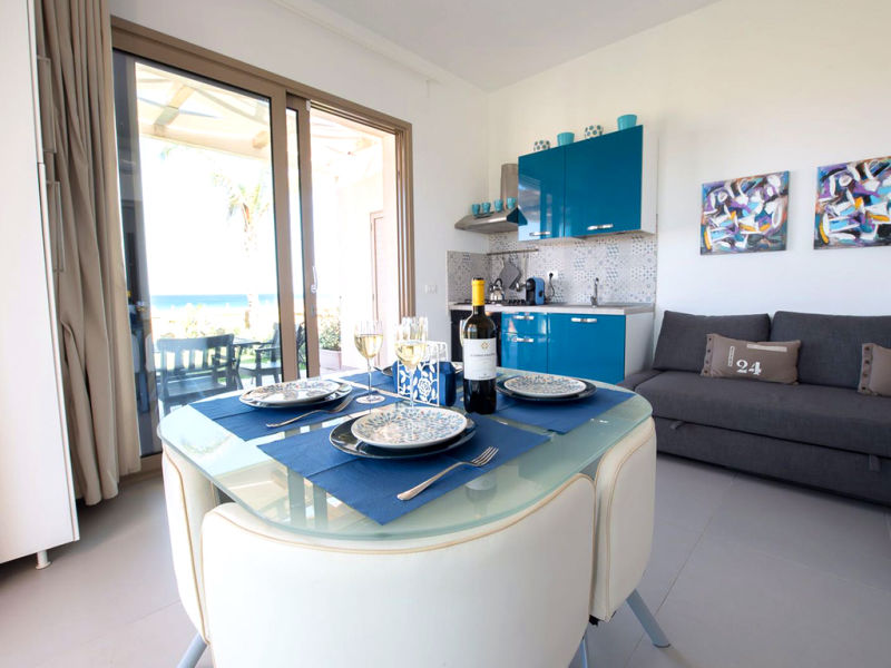 Ferienwohnung Villa Baia Marina