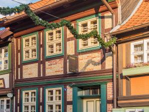 Das Wernigeröder Ferienhaus