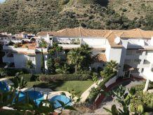 Ferienwohnung CASA de CALAHONDA mit Meerblick, Klima, Pool, WLAN