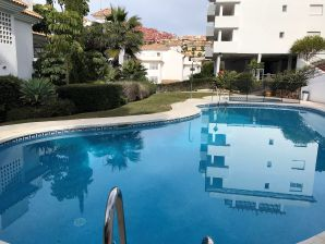 Holiday apartment CASA de CALAHONDA mit Meerblick, Klima, Pool, WLAN