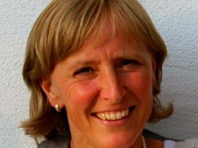 Your host Barbara Steiner
