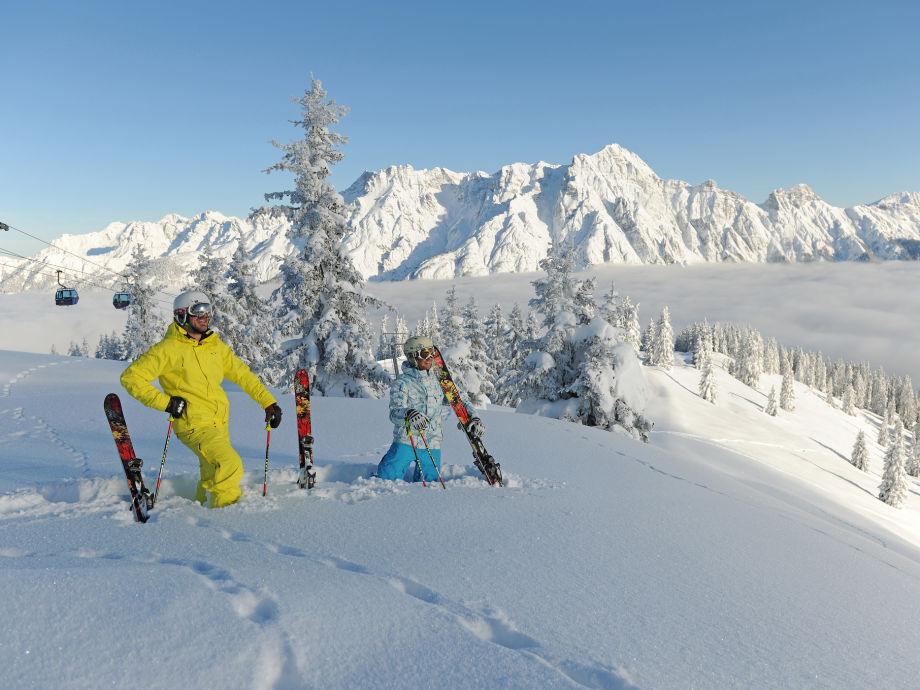 Skiregion Saalbach Hinterglemm Leogang Fieberbrunn
