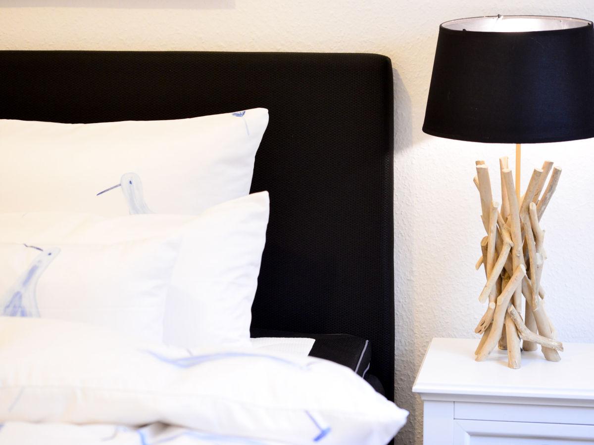 fein schlafzimmer deko lichterkette - ferienwohnung queeni sylt firma appartementvermittlung frau annett bodewei