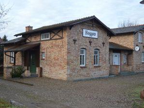 Ferienwohnung Im Alten Bahnhof 1