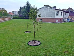 Landferienwohnung mit großem Garten F 774