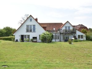 """Ferienwohnung Appartementhaus """"Zum Breitling"""" - Appartement 1 mit Wasserblick und Strandkorb"""