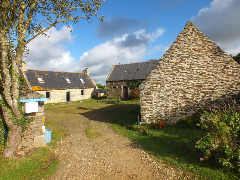 Ferienhaus -Große Bretagne- bei Trèguennec