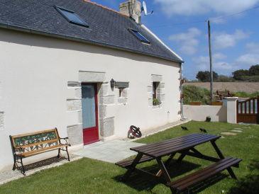 Ferienhaus Bretonische Haus - Languidou - bei Plovan