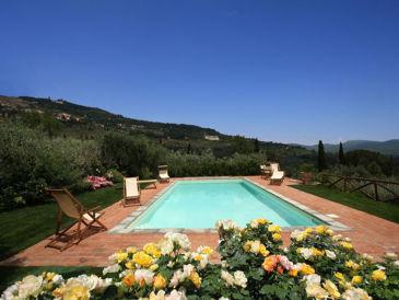 Villa Poggio Di Cortona