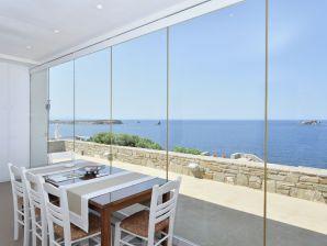 Ferienwohnung Waterfront Villas Paros Studio KEA