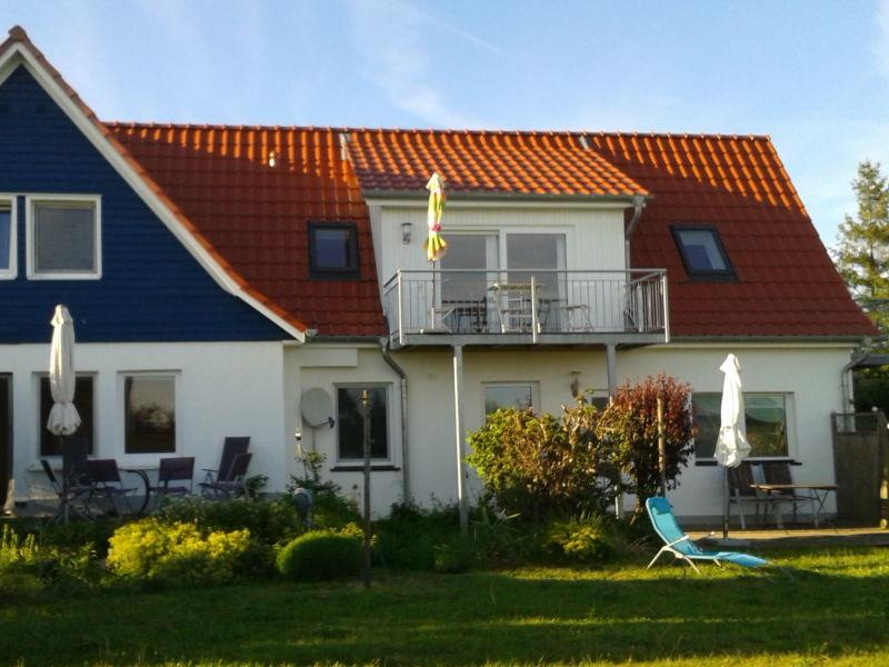 Ferienwohnung 2 Boddenhaus Fischland