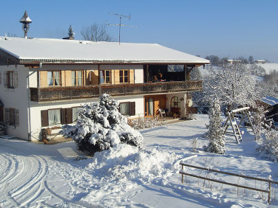 Bauernhof Haus Haslauer