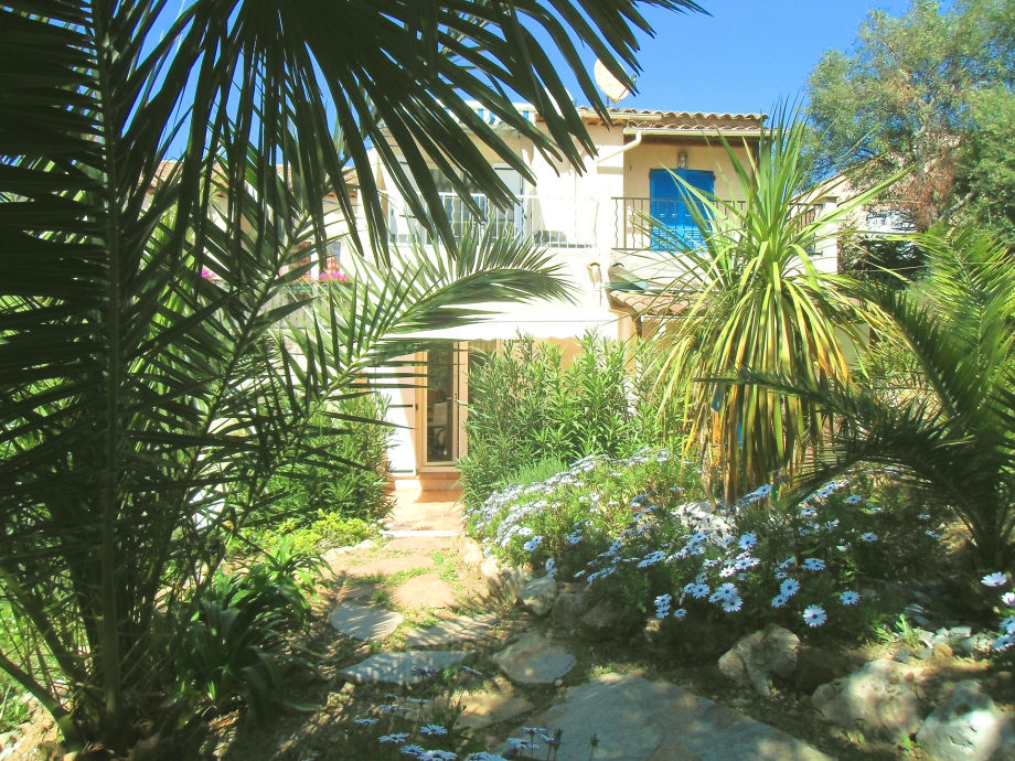 Village de Campagne Studio 66b, view from the garden