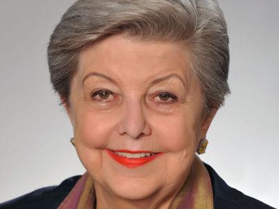 Your host Elfriede Trinkler