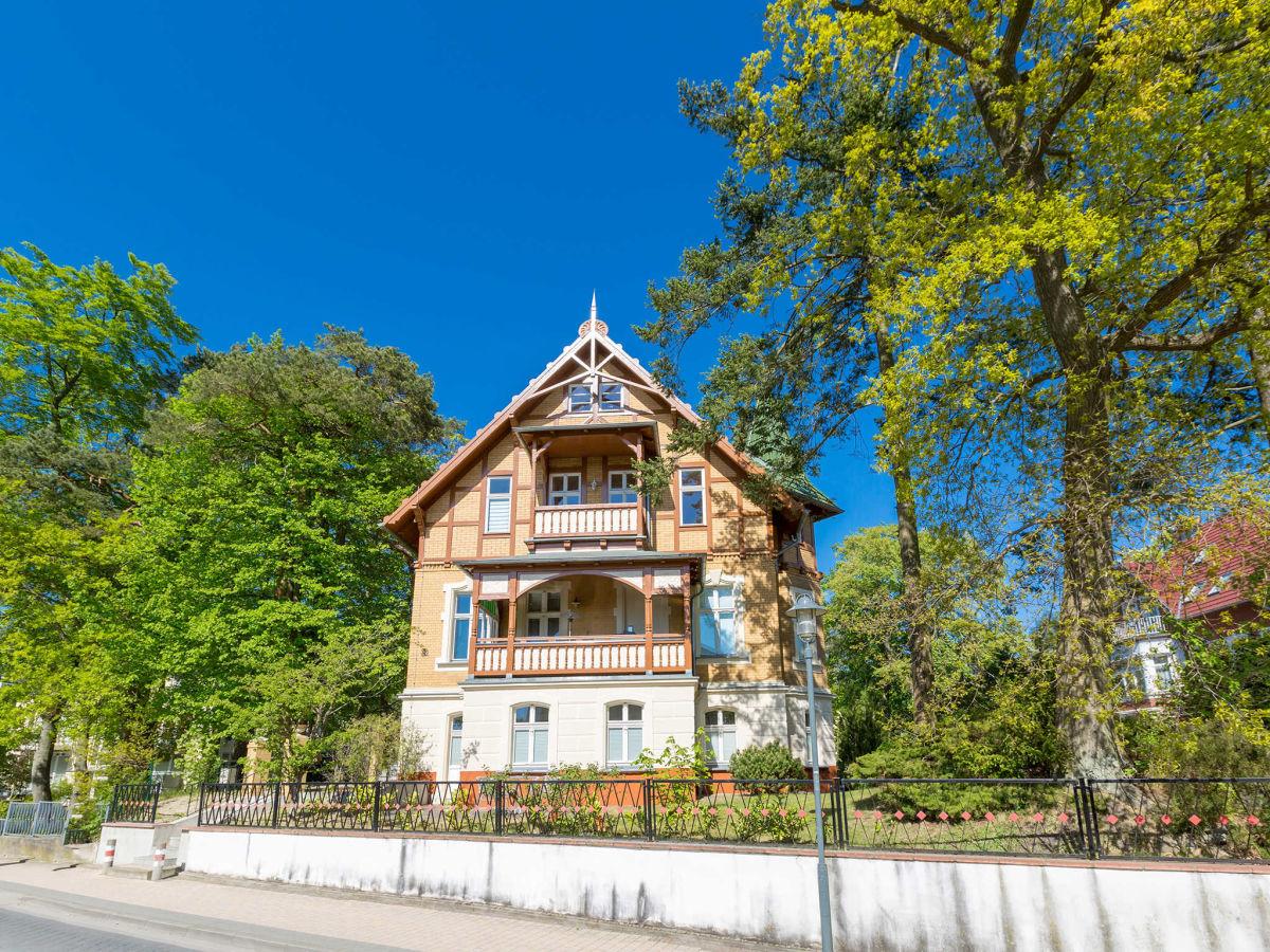 Ferienwohnung 03 die Klassische im Haus auf dem Hügel, Usedom,Seebad ...