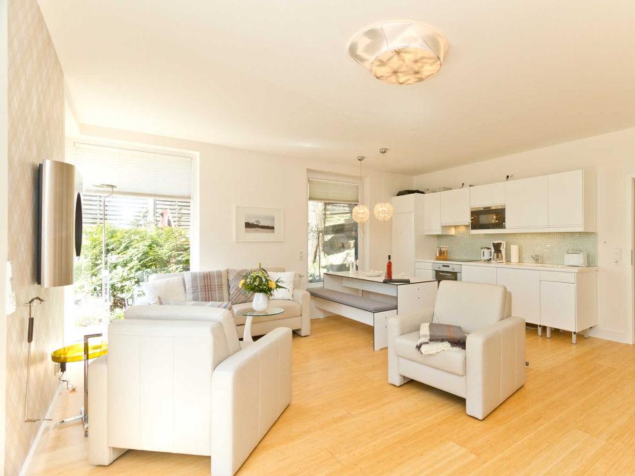ferienwohnung 10 die moderne im haus auf dem h gel ostsee usedom firma usedomtravel gbr. Black Bedroom Furniture Sets. Home Design Ideas