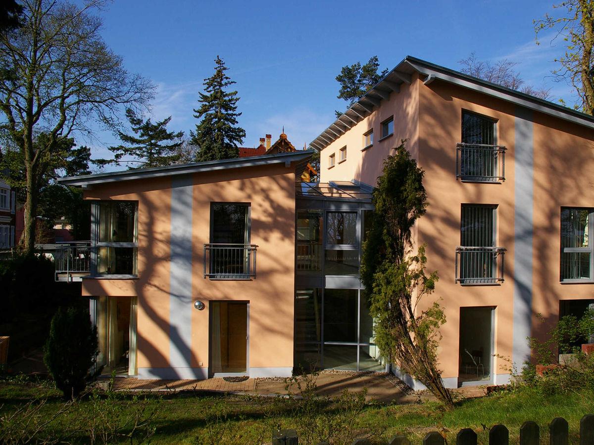 Ferienwohnung 10 die Moderne im Haus auf dem Hügel, Ostsee,Usedom ...