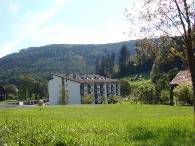 Ferienwohnung Appartementhaus am Röhrsbächle