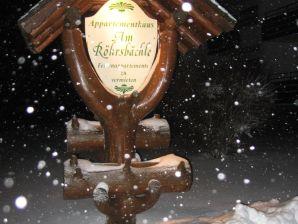 Ferienwohnung im Premium Kurort Obertal-Buhlbach