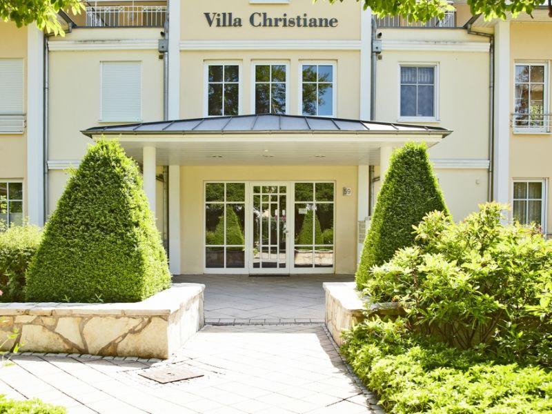 Ferienwohnung Villa Christiane, Heringsdorf